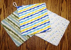 Free pattern! This easy-to-make crochet potholder is double thick to protect your hands, counters, and table. A pretty, yet practical gift that will last for years. I make these for gifts and people always love them. I like to use cotton yarn because it is insulating and machine washable. Unlike some yarns, cotton will not melt when you put hot pots and pans on it.