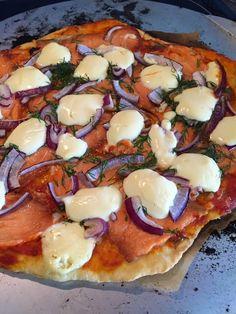 Voita ja Suolaa: Pizzaa Grillissä