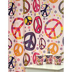 Merveilleux @Overstock   Famous Home Fashions Has Created A Fun Pattern To Update Your  Bathroom With