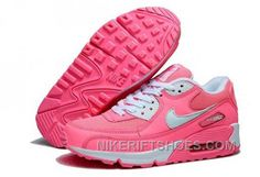 8839417e7d Nike Air Max 90 Womens Pink White For Sale CJyWH, Price: $74.00 - Nike Rift  Shoes