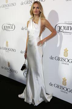 Natasha Poly #Cannes2015   - HarpersBAZAAR.com