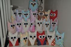 My big owl family :)