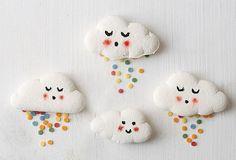 Cloud marshmallows