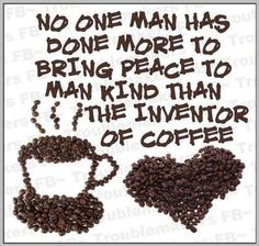 Lol!! How true! Maybe even saved some morning ppl from getting hurt. ;)