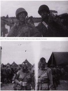 June 5, 1944, England. 508 Pathfinders