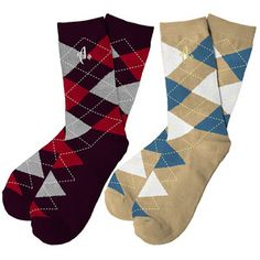Sonoma Crew Socks 2Pk, $25, now featured on Fab.