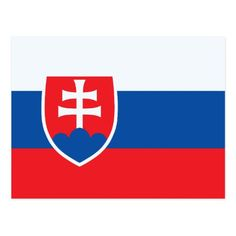 Shop Slovakia flag postcard created by Personalize it with photos & text or purchase as is! Slovakia Flag, Political Events, National Flag, Slovenia, Smudging, Chevrolet Logo, Flags, Kids Outfits, Wall Art