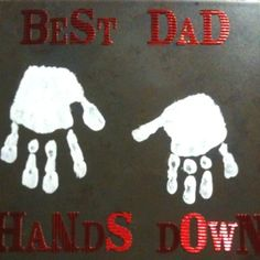 from baby to dad ~ 10 homemade father's day gift ideas |
