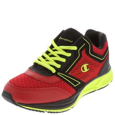 Hit the track in these cool running shoes!