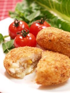 How to Make Traditional Panko-Crusted Japanese Potato Croquette / Korokke at Home