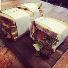 BLT today yummo #blt #cafefood #portfairy #brunch #lunch by farmerswifeharvestcafe
