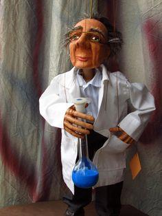 düz bilim adamı..