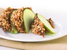 Healthier alternative to caramel apples!! Slashes the calories from 723 to 326!! MUST TRY!