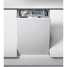 Buy Whirlpool wide Slimline 10 Place Fully Integrated Dishwasher from Appliances Direct - the UK's leading online appliance specialist