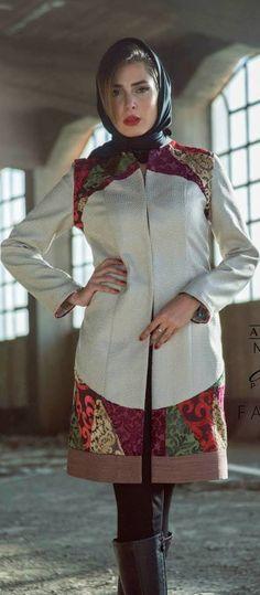 Aida Rahimi Fall 2014 - percika.com
