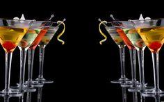 Cocktails wallpaper