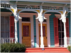 Uptown New Orleans Home, Very Colorful Double....