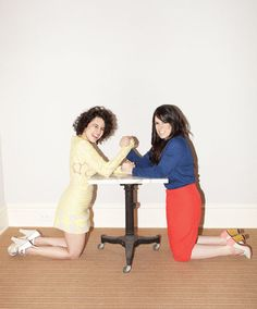 broad city dating how to make a good impression at speed dating
