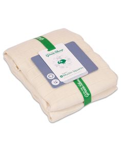 The Little Green Sheep Organic Muslin Squares (Pack of 3): Amazon.co.uk: Baby