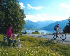 Mountain Bike Tour, Mountain Biking, Zell Am See, Cycling, Bicycle, Tours, Mountains, Nature, Travel