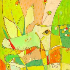 """""""Mister Gator"""" - Canvas Wall Art from Oopsy daisy, Fine Art for Kids"""