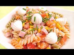 Ensalada de Pasta - YouTube