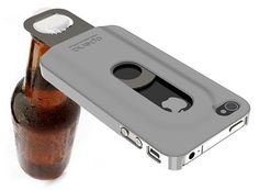 Die ultimative iPhone Flaschenöffner Hülle! :-)
