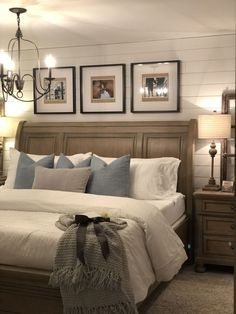 43 Awesome Farmhouse Master Bedroom Ideas