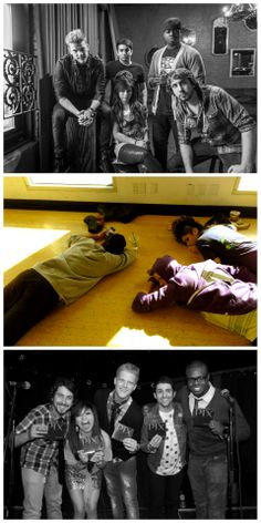 """Love them! Mitch's face in the last pic is like, """"Is this really happening?!"""""""