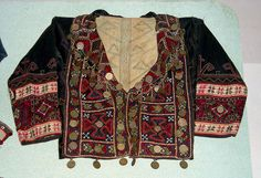 Folk and Applied Art Museum, Woman's Embroidered Jacket, Tbilisi, Georgia | Flickr - Photo Sharing!