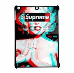 marilyn monroe supreme 21 iPad Air Case