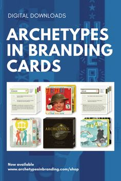 Especially now, many readers and practitioners have requested digital files for the fronts and backs of the archetype cards as published in the book, Archetypes in Branding: A Toolkit for Creatives and Strategists. Global Business, Business Networking, Archetypes, Deck Of Cards, The Book, Meant To Be, No Response, Branding, How To Apply
