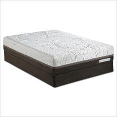 Serta iComfort Directions Acumen Plush Memory Foam Gel Mattress