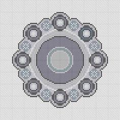Borduurpatroon Zeeuwse knoop. Als je de eenmaal begrijpt dat het een kwestie van symmetrie en een beetje meetkunde is, lukt het plotseling om de knoop te ontwerpen. Ook erg leuk om dit te maken in kralen of in combinaties. Misschien toch maar leren solderen of een edelsmid-cursus :-)