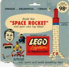 Lego par Samsonite