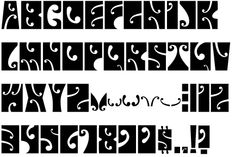 FILLMORE EAST FONT - Google Search