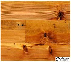 White oak reclaimed hardwood flooring bevel edge circle for Tobacco pine flooring