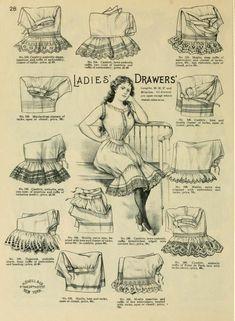 Spring & summer fashion catalogue.