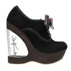 Glissade | Irregular Choice - I need these!!