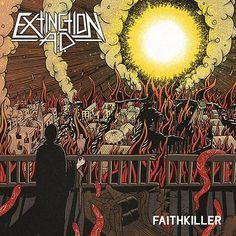 Extinction A.D. - Faithkiller on LP