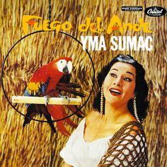 Yma Sumac - Fuego Del Ande (Fire of the Andes) (1959)
