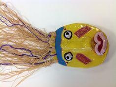 6th Grade Clay Mask