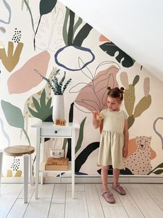 Bedroom Murals, Bedroom Wall, Wall Decor, Room Decor, Mural Wall Art, Kids Wallpaper, Home Office Decor, Room Inspiration, Decoration