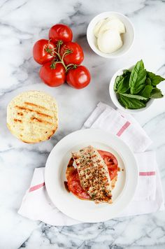 3 Salad-Inspired Alternatives to Summer Burgers #theeverygirl