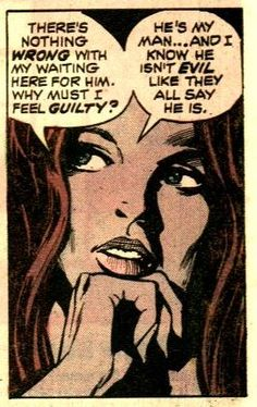 Tomb of Dracula #24 (1974) written by Marv Wolfman, pencils by Gene Colan, inks by Tom Palmer