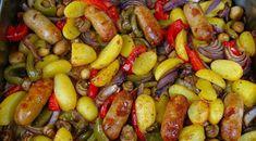 Alles-in-één ovenschotel met worst - Lovemyfood.nl