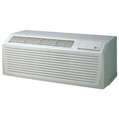 LG 9,700 BTU Heat/Cool Packaged Terminal Air Conditioner