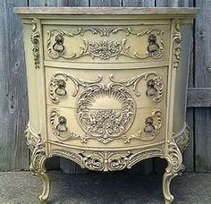 Gorgeous! All I want to do is find something like this for cheap or (even better) for free! .......I don't ask for much except what I want at a bargain!:)