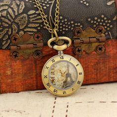 Reloj de bolsillo vintage