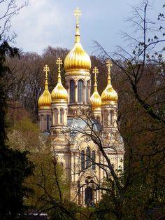 Wiesbaden - Russische Kapelle
